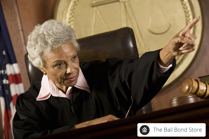 Appealing the Judge's Bail Denied Ruling